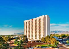 Sheraton Albuquerque Airport Hotel - Alburquerque - Edificio