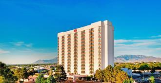 Sheraton Albuquerque Airport Hotel - Albuquerque - Building
