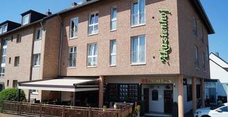 Akazienhof Hotel & Brauhaus - Κολωνία - Κτίριο