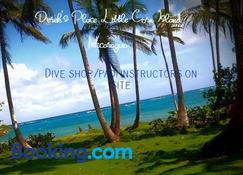Derek's Place Eco-Lodge - Little Corn Island