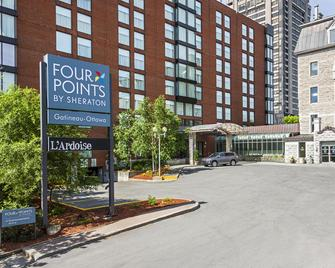 Four Points by Sheraton Hotel & Conference Centre Gatineau-Ottawa - Gatineau - Building
