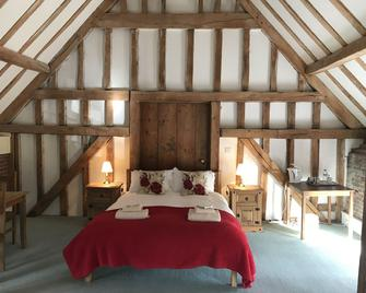 The Stables - Beccles - Bedroom