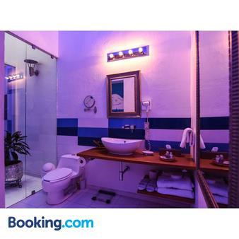 El Sueño Hotel & Spa - Puebla City - Phòng tắm
