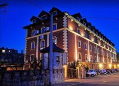 Hotel Diament Arsenal Palace Katowice - Chorzów - Chorzów - Budynek