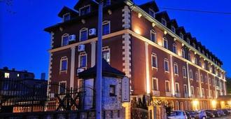 Hotel Diament Arsenal Palace Katowice/Chorzów - Chorzów - Building