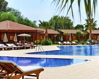 Hotel Odile - Cirali - Bazén