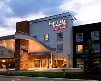 Fairfield Inn and Suites by Marriott Lethbridge - Lethbridge - Gebäude