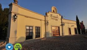Mision San Miguel de Allende - Сан-Мигель де Альенде - Здание