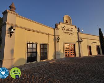 Mision San Miguel de Allende - San Miguel de Allende - Bygning