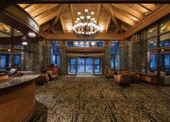 Royal Canadian Lodge - Banff - Lobby