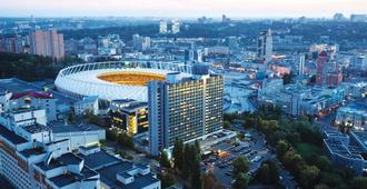Premier Hotel Rus - Kyiv - Outdoor view
