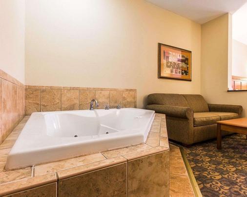 Comfort Suites - Valdosta - Banheiro
