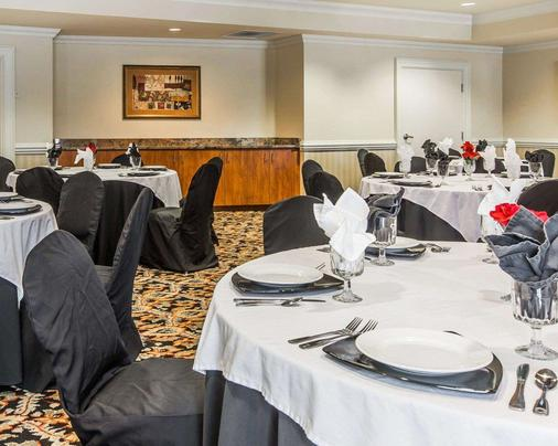 Comfort Suites - Valdosta - Salão de banquetes