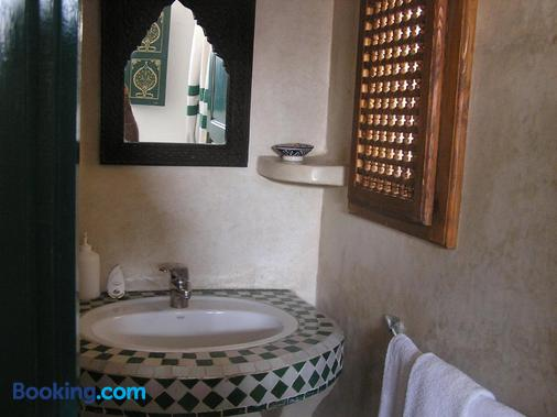 Dar al Bahar - Essaouira - Bathroom