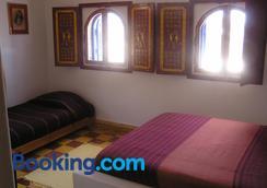 Dar al Bahar - Essaouira - Bedroom
