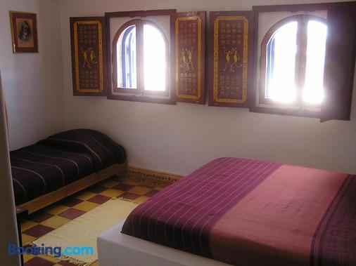 Dar al Bahar - Essaouira - Κρεβατοκάμαρα
