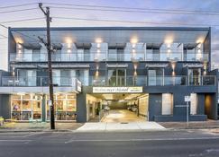 Belmercer Motel - Geelong - Rakennus