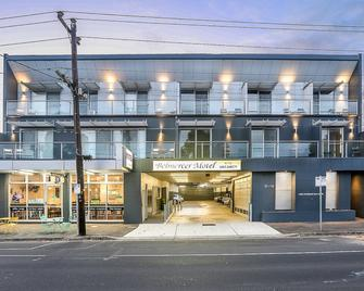 Belmercer Motel - Geelong - Κτίριο