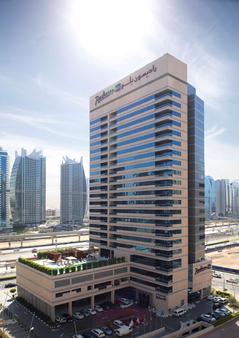 The Radisson Blu Residence, Dubai Marina - Dubai - Rakennus