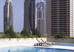 The Radisson Blu Residence, Dubai Marina - Dubai - Uima-allas