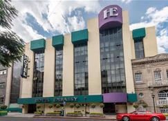 Hotel Embassy - Mexico City - Building