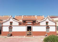 Cheng Village - Qimei - Bygning