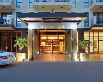 Apart Hotel Golden Line - Golden Sands - Building