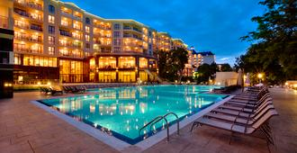 Apart Hotel Golden Line - Golden Sands - Pool