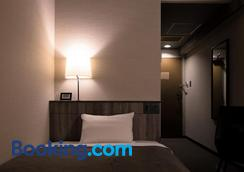 福山太陽酒店 - 福山市 - 臥室
