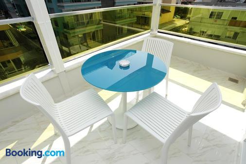 Kleopatra Suit Hotel - Adults Only - Alanya - Balcony