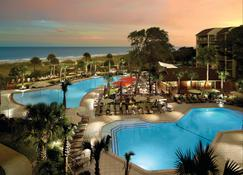 Omni Hilton Head Oceanfront Resort - Hilton Head Island - Uima-allas