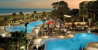 Omni Hilton Head Oceanfront Resort - Hilton Head Island - Pool