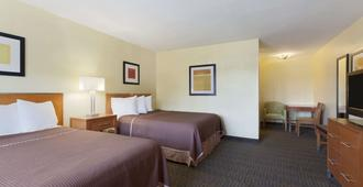 Howard Johnson by Wyndham San Diego Sea World - San Diego - Schlafzimmer