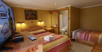 Hotel Corvatsch - San Pedro de Atacama - Habitación