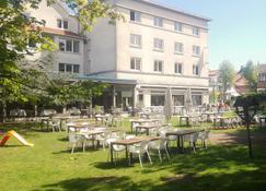 Parkhotel - De Panne - La Panne - Bâtiment