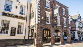 The Pied Bull - Chester - Bygning