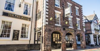 The Pied Bull - Chester - Edificio