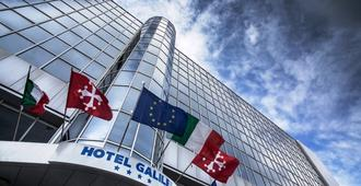 Hotel Galilei - Pisa - Edifício