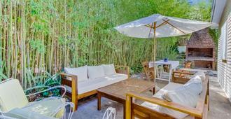 Casa grande a 15 minutos de la playa - Chilicote I - פונטה דל אסטה - פטיו
