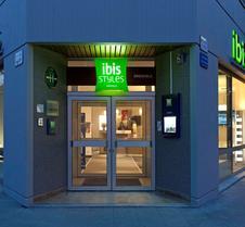 Ibis Styles Grenoble Centre Gare