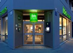 Ibis Styles Grenoble Centre Gare - Grenoble - Rakennus