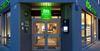 Ibis Styles Grenoble Centre Gare - Grenoble - Edificio