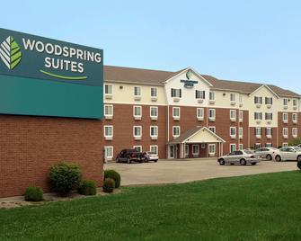 Woodspring Suites Louisville Clarksville - Clarksville - Gebouw