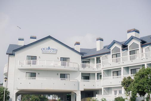 Oceano Hotel And Spa - Half Moon Bay - Rakennus