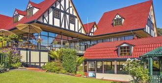 鄉村家庭汽車旅館 - 南倫瑟斯頓 - 郎賽斯頓 - 建築