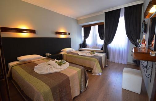 Hisar Holiday Club - Fethiye - Phòng ngủ