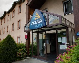 Akena Express Creil Clermont-Agnetz - Agnetz - Building