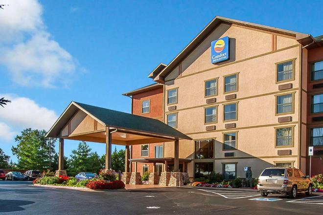 Comfort Inn and Suites Branson Meadows - Branson - Building