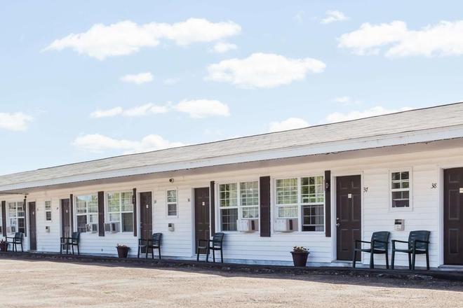 Knights Inn Fredericton - Fredericton - Toà nhà