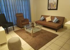 Apartamentos Villas Coloniales - Tegucigalpa - Pokój dzienny